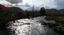 Pholela River from Swing Bridge at Cobham