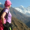 On my way to Everest Basecamp